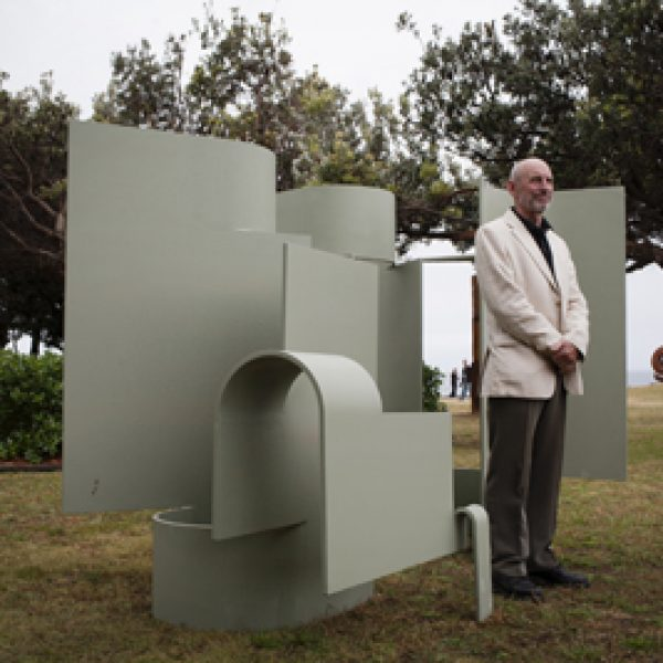 The Balnaves Prize awarded to NSW Sculptor Paul Selwood